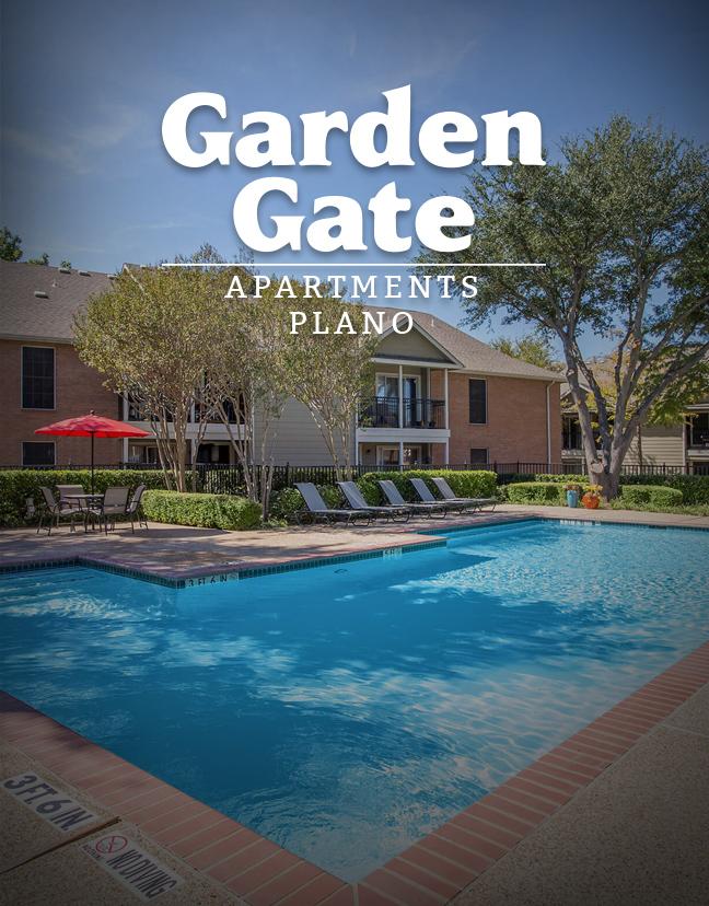 Garden Gate Apartments Plano Ebrochure